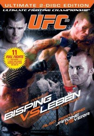 Ufc 89: Bisping V Leben