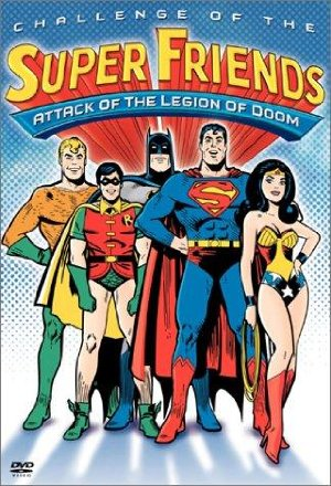 Challenge Of The Superfriends: Season 1