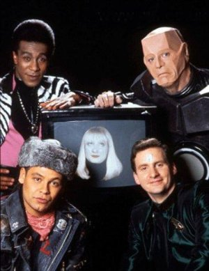 Red Dwarf: Season 11