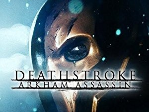 Deathstroke: Arkham Assassin