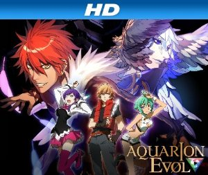 Aquarion Evol (dub)