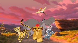 The Lion Guard: Season 1
