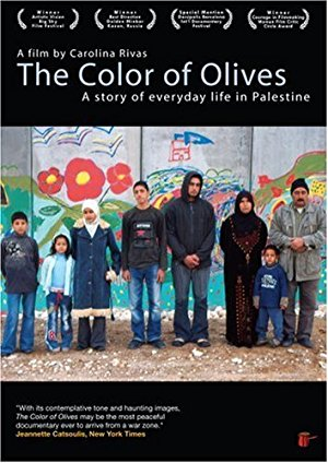 The Colour Of Olives