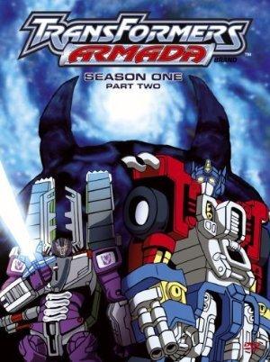 Transformers: Armada: Season 1