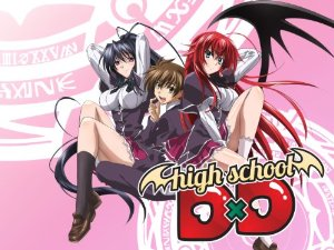High School Dxd (dub)