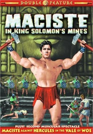 Samson In King Solomon's Mines