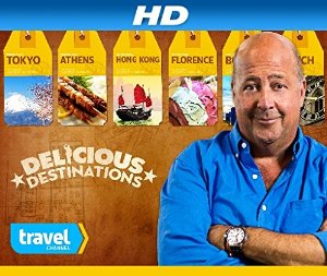 Bizarre Foods: Delicious Destinations: Season 2