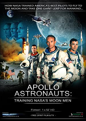Apollo Astronauts: Training Nasa's Moon Men