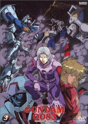 Mobile Suit Gundam 0083: Stardust Memory (dub)