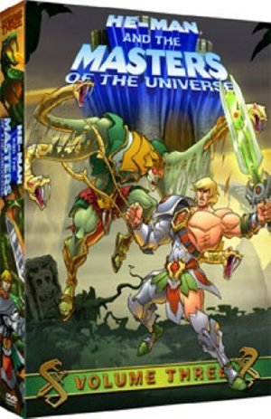 Masters Of The Universe Vs. The Snake Men: Season 2