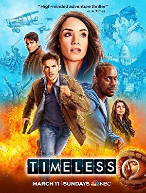 Timeless: Season 2