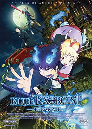 Ao No Exorcist Movie (sub)
