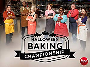 Halloween Baking Championship: Season 4