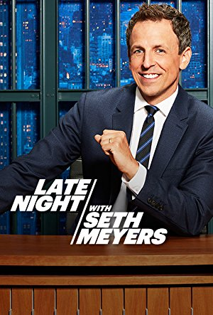 Late Night With Seth Meyers: Season 2017