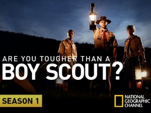 Are You Tougher Than A Boy Scout?: Season 1