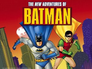 The New Adventures Of Batman: Season 1