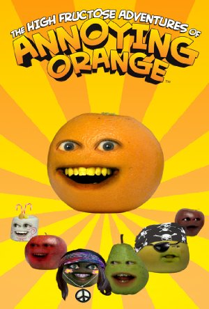 The High Fructose Adventures Of Annoying Orange: Season 2