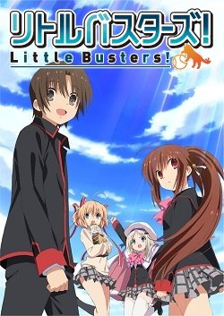 Little Busters!: Ex (dub)