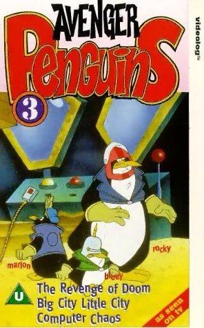 Avenger Penguins: Season 1