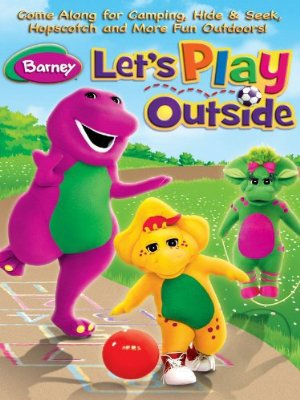 Barney: Let's Play Outside