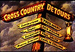 Cross Country Detours