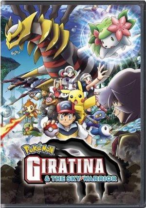 Pokémon: Giratina And The Sky Warrior