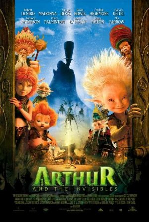 Arthur And The Invisibles 3