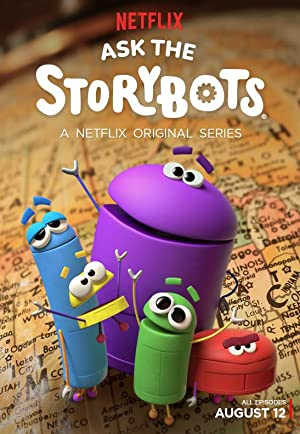 Ask The Storybots: Season 1