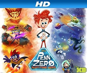 Penn Zero: Part-time Hero: Season 2