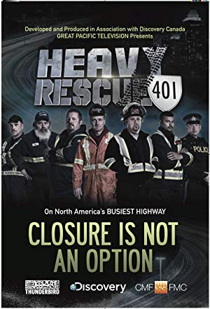 Heavy Rescue: 401: Season 2
