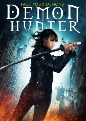 Taryn Barker: Demon Hunter