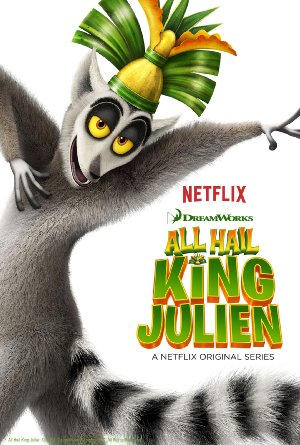 All Hail King Julien: Season 3