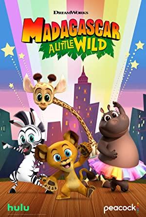 Madagascar: A Little Wild: Season 3