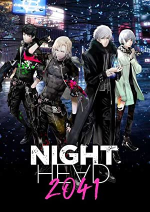 Night Head 2041: Season 1