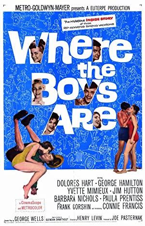 Where The Boys Are 1960
