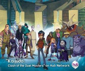 Kaijudo: Rise Of The Duel Masters: Season 1