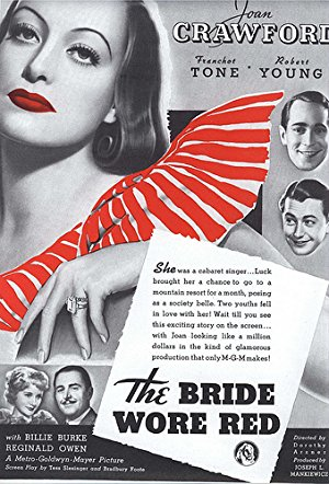 The Bride Wore Red