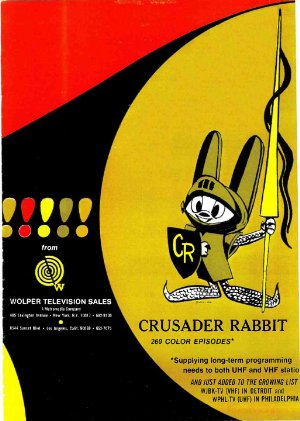 Crusader Rabbit: Season 1