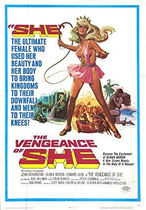The Vengeance Of She