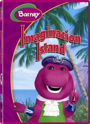 Bedtime With Barney: Imagination Island