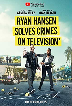 Ryan Hansen Solves Crimes On Television: Season 1