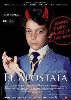 The Apostate 2015