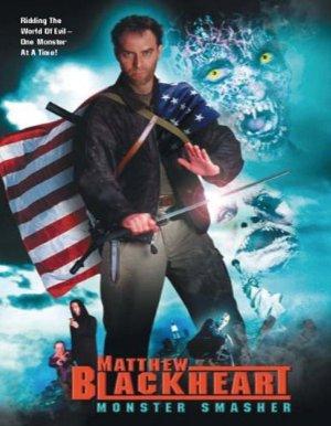 Matthew Blackheart: Monster Smasher