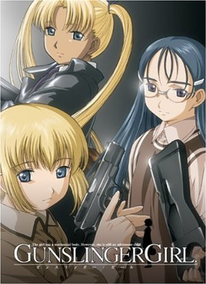 Gunslinger Girl: Season 2