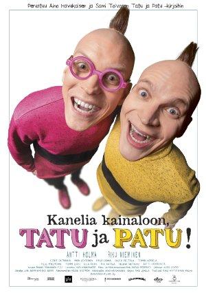 Kanelia Kainaloon, Tatu Ja Patu!