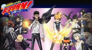Home Tutor Hitman Reborn: Season 1