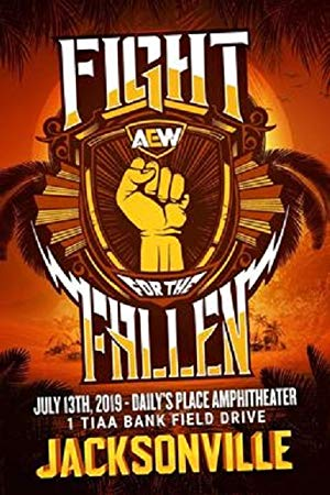 All Elite Wrestling: Fight For The Fallen