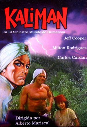 Kaliman In The Sinister World Of Humanon