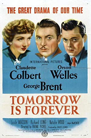 Tomorrow Is Forever