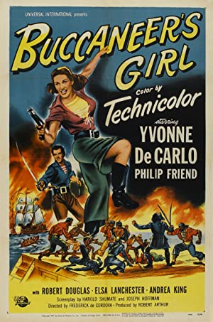 Buccaneer's Girl